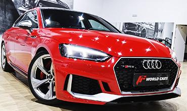 Audi RS5 Sportback Quattro, modelo 2019. 77.500 €. OFERTA TODO INCLUIDO.