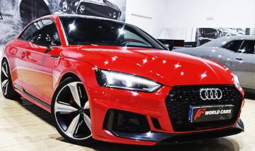 Audi RS5 Coupé Quattro Carbon Pkg, Modelo 2018. 57.900 €. OFERTA TODO INCLUIDO.