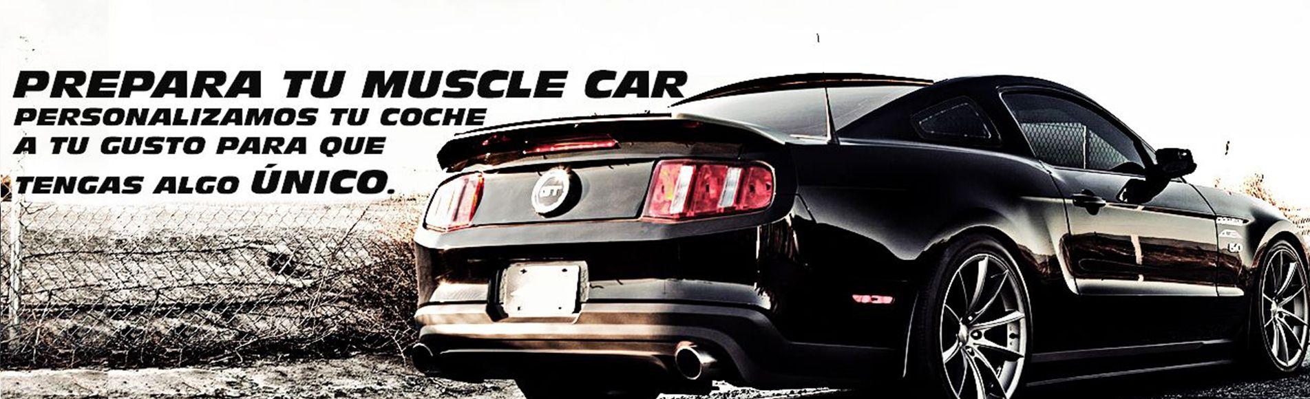 Prepara tu coche. piezas y partes de vehiculos americanos